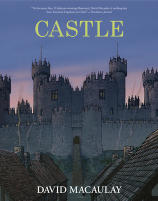 Castle: Revised and in Full Color Cover Image