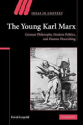 The Young Karl Marx Cover
