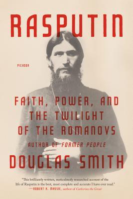 Cover for Rasputin
