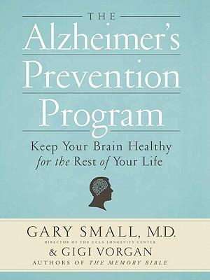 The Alzheimer's Prevention Program Cover