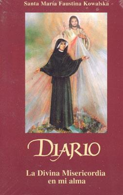 Diario: La Divina Misericordia en Mi Alma = Diary Cover Image