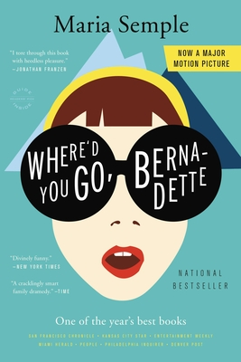 Where'd You Go, Bernadette Cover Image