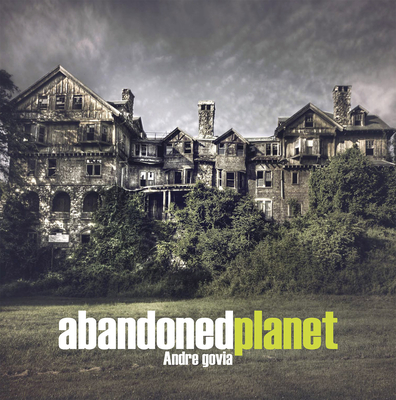 Abandoned Planet Cover Image