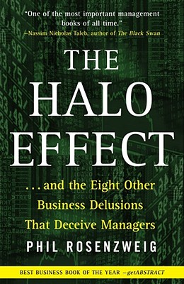 The Halo Effect Cover