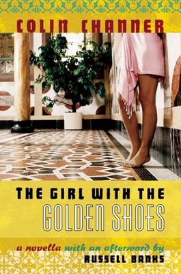 The Girl with the Golden Shoes Cover Image
