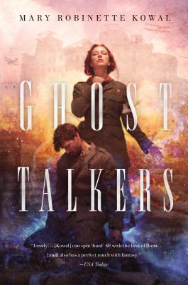 Ghost Talkers Cover Image