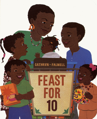 Feast for 10 Cover