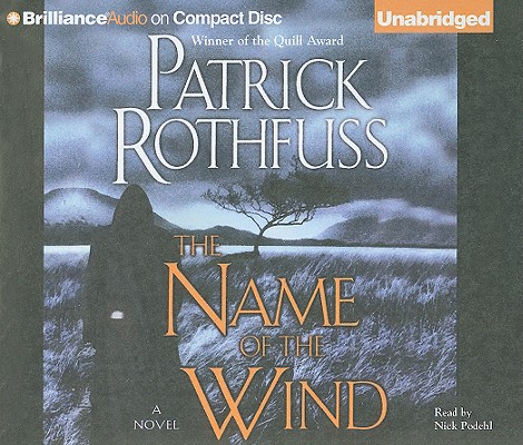Cover for The Name of the Wind