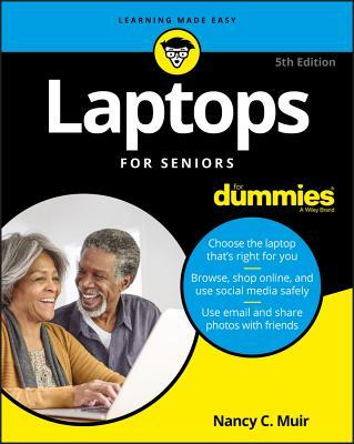 Laptops for Seniors for Dummies Cover Image