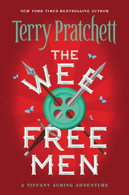 The Wee Free Men (Tiffany Aching #1) Cover Image
