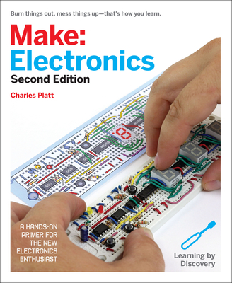 Make: Electronics: Learning by Discovery Cover Image