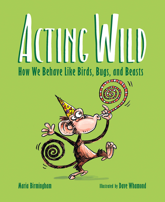 Cover for Acting Wild