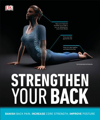 Strengthen Your Back: Exercises to Build a Better Back and Improve Your Posture Cover Image