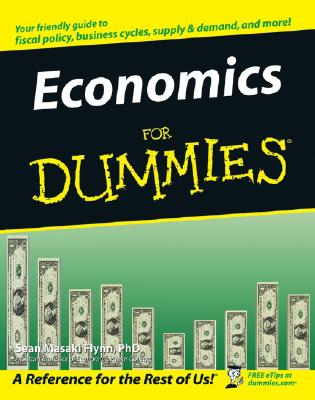 Economics For Dummies Cover