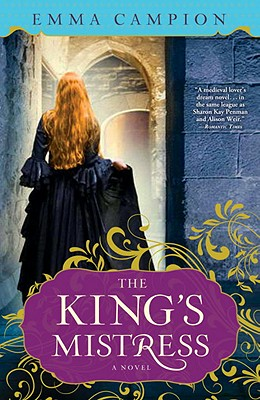 The King's Mistress Cover