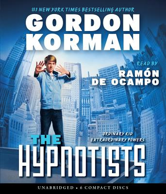 The Hypnotists (The Hypnotists, Book 1) Cover Image