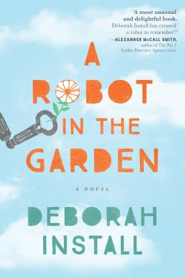 A Robot in the Garden Cover Image