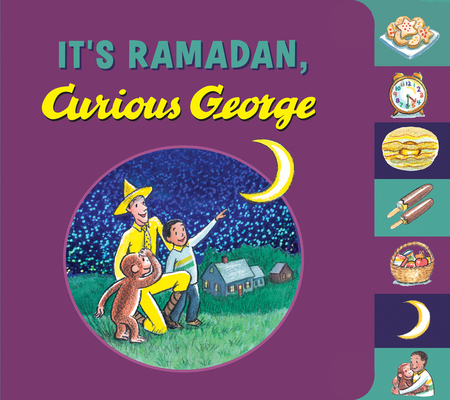 It's Ramadan, Curious George Cover Image