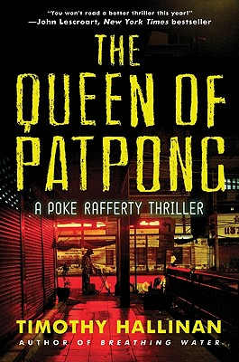 The Queen of Patpong: A Poke Rafferty Thriller Cover Image