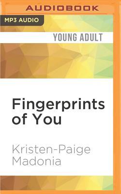 Fingerprints of You Cover Image
