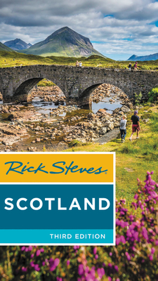 Rick Steves Scotland Cover Image
