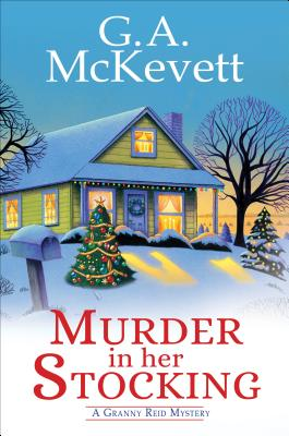 Murder in Her Stocking (A Granny Reid Mystery #1) Cover Image