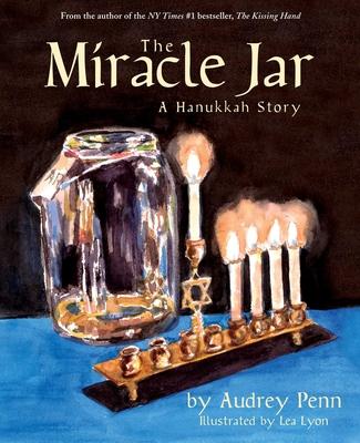 The Miracle Jar: A Hanukkah Story Cover Image
