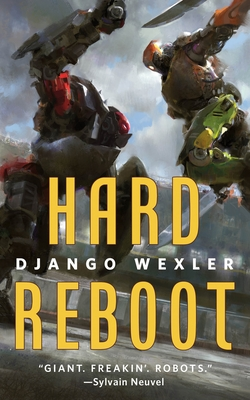 Hard Reboot Cover Image
