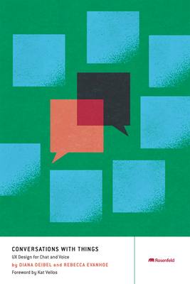 Conversations with Things: UX Design for Chat and Voice Cover Image