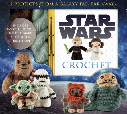 Star Wars Crochet (Crochet Kits) Cover Image