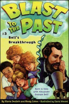 Bell's Breakthrough (Blast to the Past #3) Cover Image