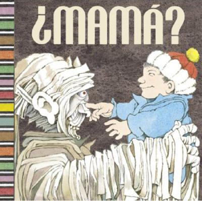 Mama? = Mommy? Cover Image