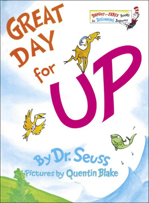 Great Day for Up (Bright & Early Board Books) Cover Image