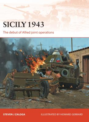 Sicily 1943: The Debut of Allied Joint Operations Cover Image