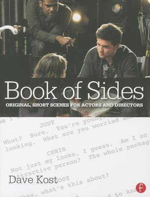 Book of Sides: Original, One-Page Scenes for Actors and Directors Cover Image