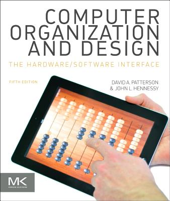 Computer Organization and Design MIPS Edition: The Hardware/Software Interface Cover Image