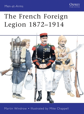 The French Foreign Legion 1872-1914 Cover