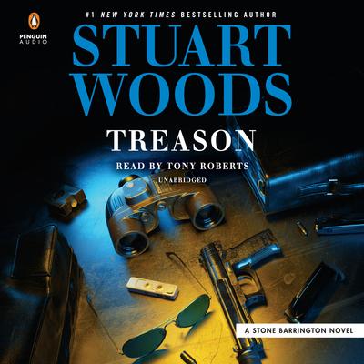 Treason (A Stone Barrington Novel #52) Cover Image