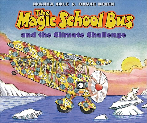 The Magic School Bus and the Climate Challenge Cover