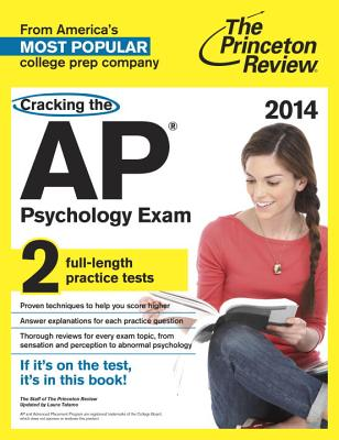 Cracking the AP Psychology Exam Cover Image