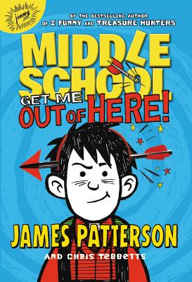 Middle School: Get Me out of Here! Cover Image