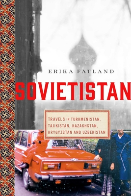 Cover for Sovietistan