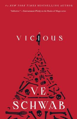Vicious (Villains #1) Cover Image