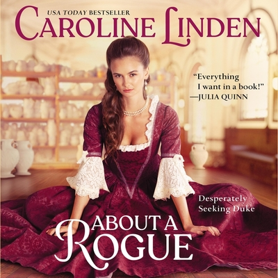 About a Rogue: Desperately Seeking Duke Cover Image