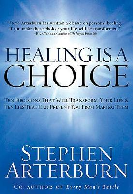 Healing Is a Choice Cover