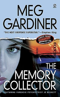 The Memory Collector (Jo Beckett #2) Cover Image
