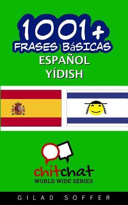 1001+ frases básicas español - yídish Cover Image