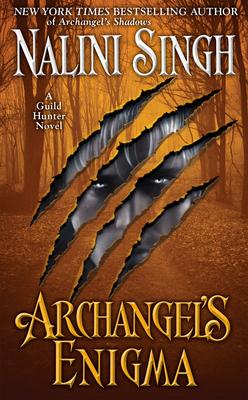 Archangel's Enigma (A Guild Hunter Novel #8) Cover Image