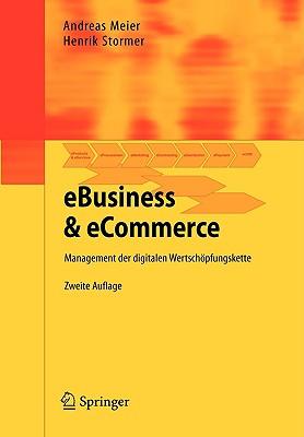 Ebusiness & Ecommerce: Management Der Digitalen Wertschapfungskette Cover Image