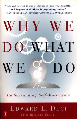 Why We Do What We Do Cover